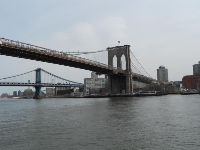 Nueva York (II): Excursión de Contrastes