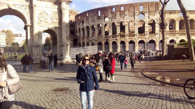 Puente de Diciembre en Roma
