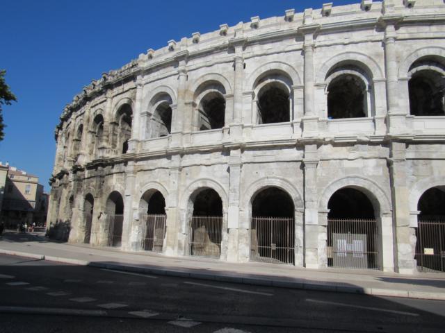 Circo romano de Nimes