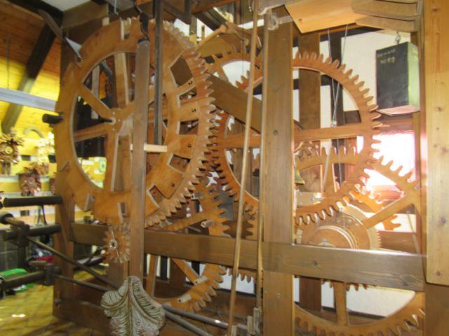 Schonach reloj de cuco