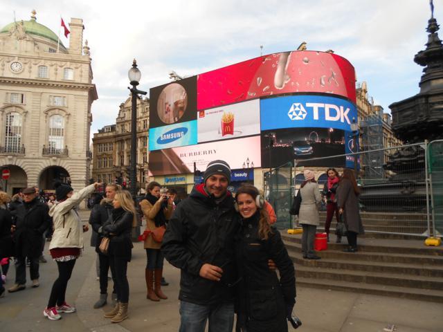 Escapada de 2 días a Londres