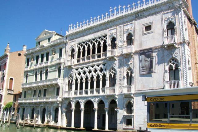 palacio ca d´oro venecia