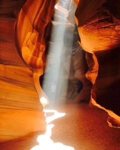Amanecer en Monument Valley y Antelope Canyon