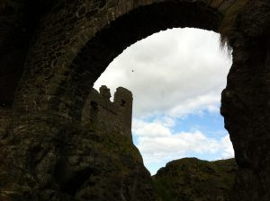 castillo de dunluce irlanda del norte