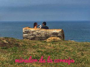 Laberinto de Villapresente, Santillana del mar y el mirador de Corneja