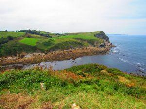 Recorriendo la costa de Cantabria