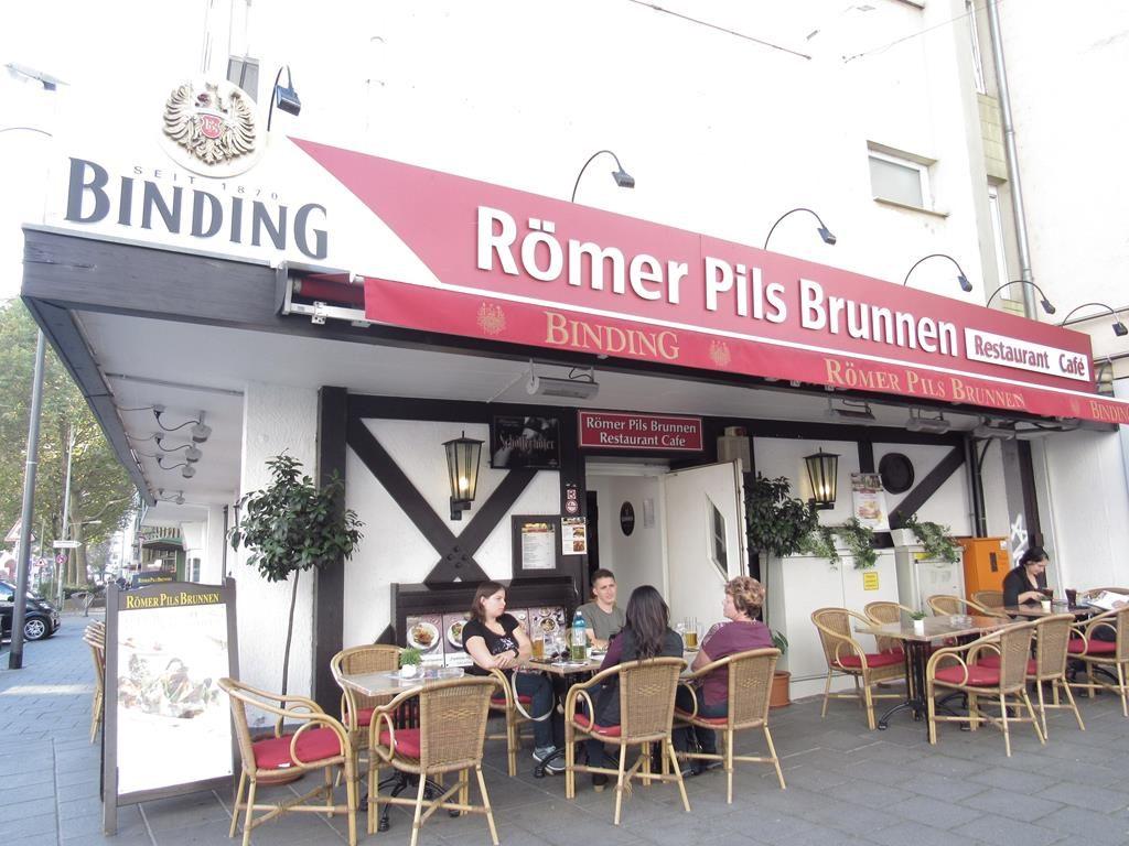 restaurante Romer Pils Brummer
