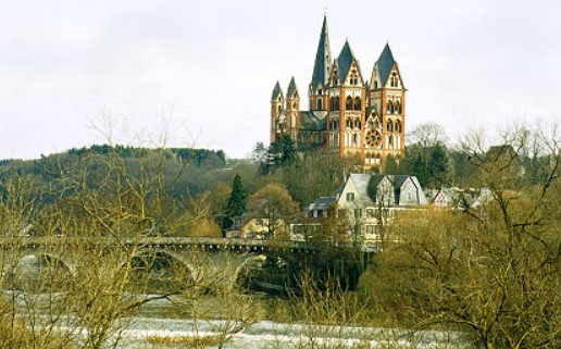 limburgo del lahn puente viejo y catedral