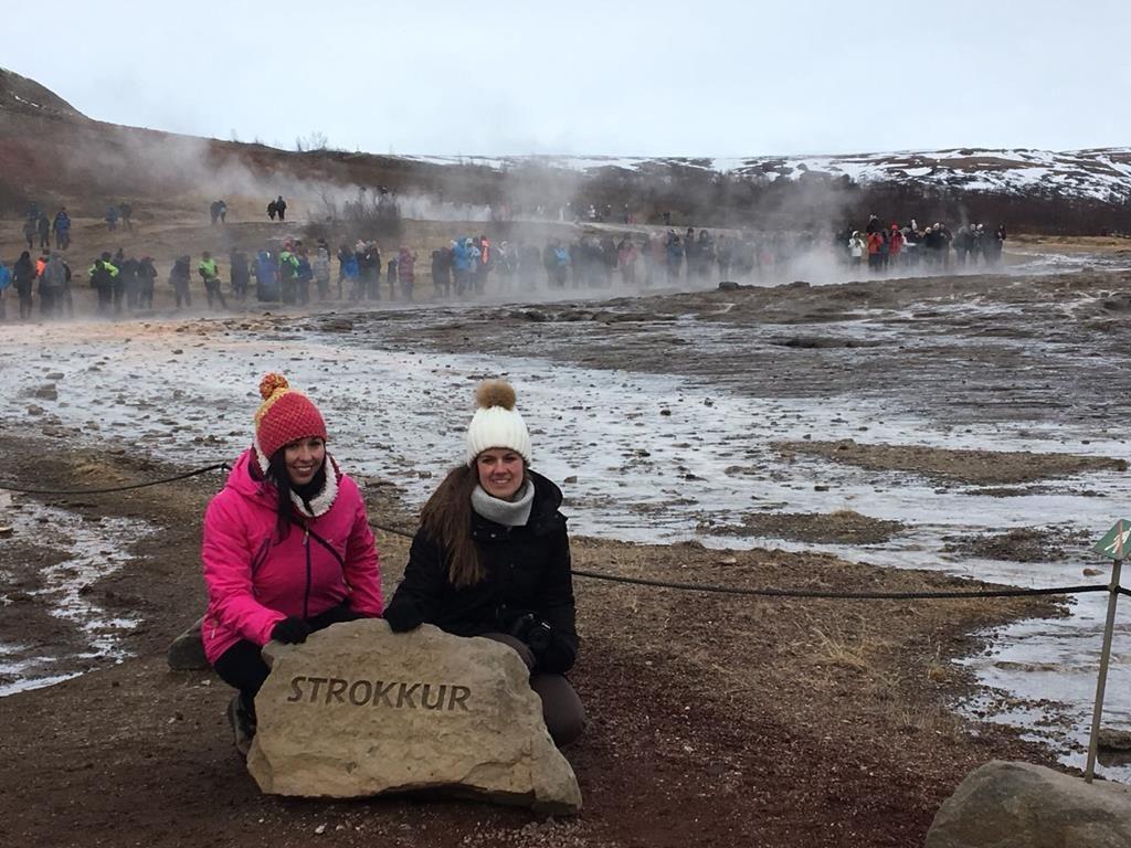 Geysir, círculo dorado, Islandia