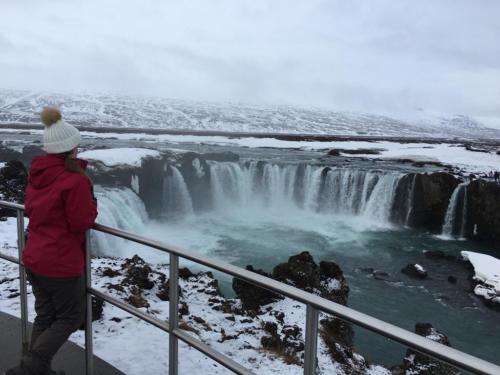 Godafoss, Islandia