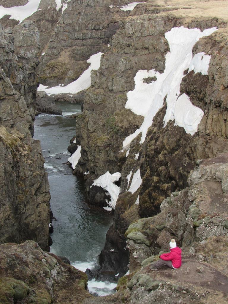 cañón de Kolugljufur