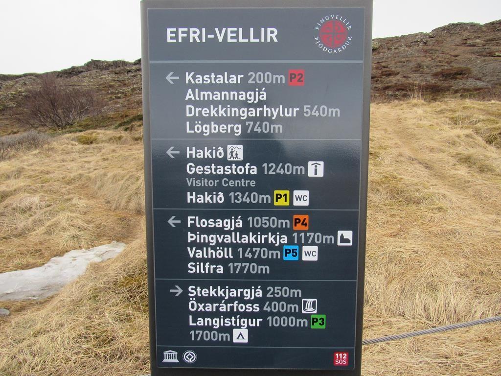 Parque Nacional Tingvellir