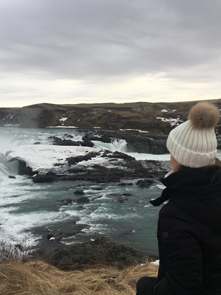 Urridafoss, círculo dorado, Islandia