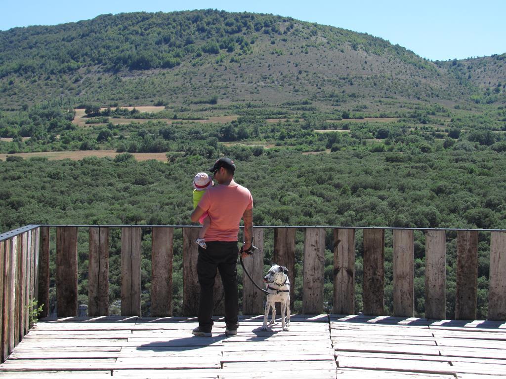 Mirador del rio Ebro