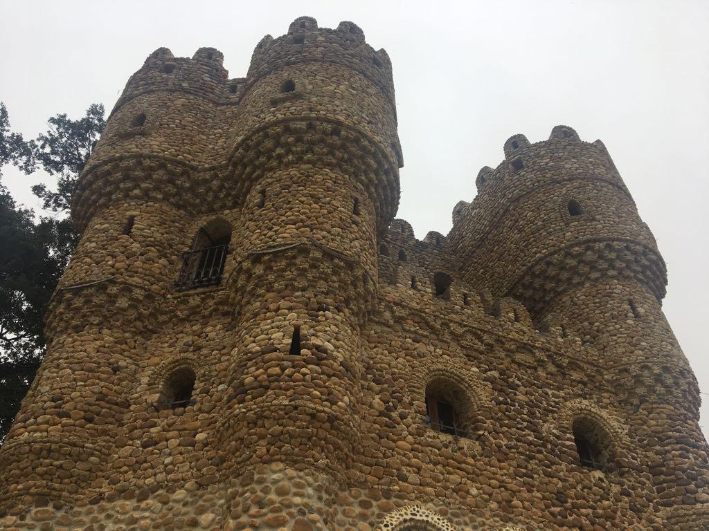 Castillo las Cuevas (Cebolleros)