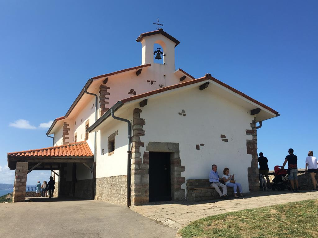 Ermita de San Telmo (Zumaia)