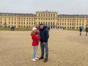 Palacio de Schonbrunn, Viena
