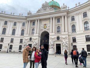 Palacio de Höfburg, Vienna