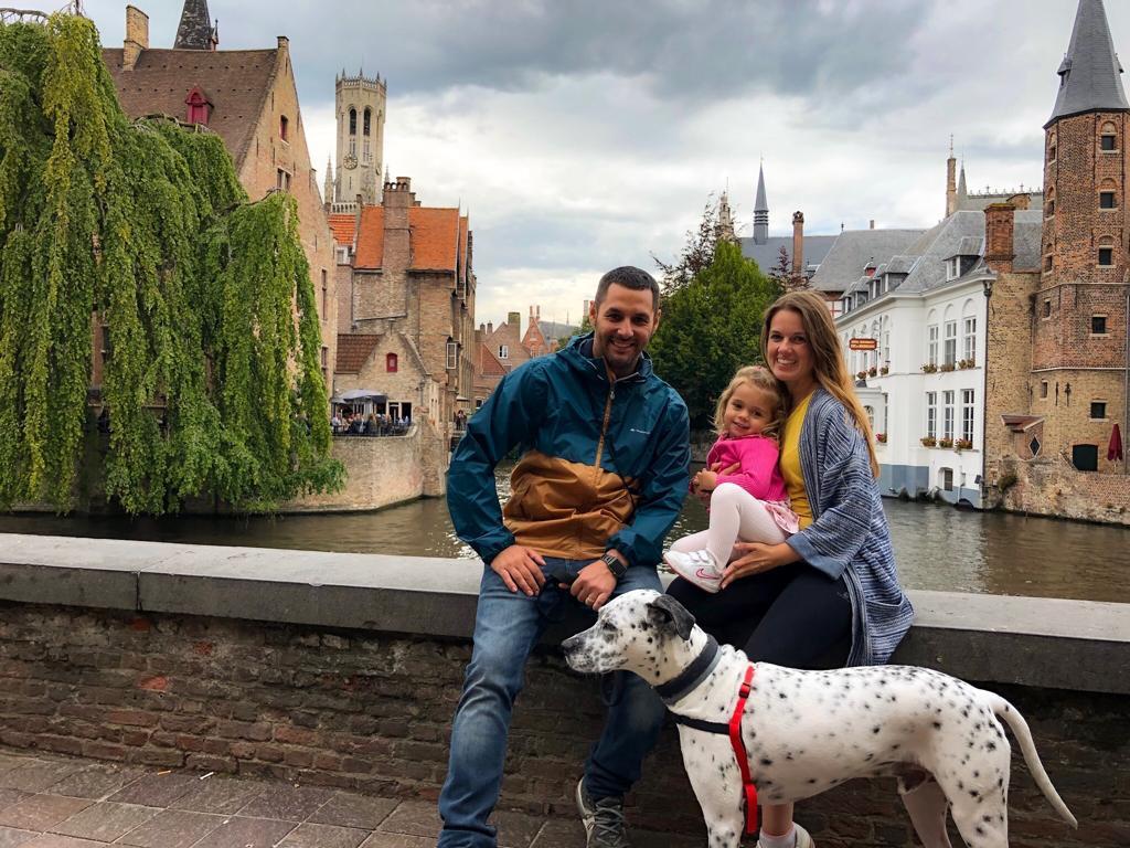 Roadtrip por Belgica y Holanda