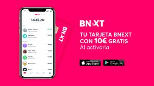 BNext, la mejor tarjeta para viajar