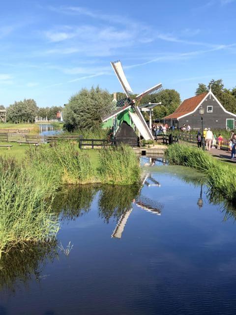 Zaanse Schans, Países Bajos