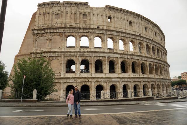 Coliseo, Roma